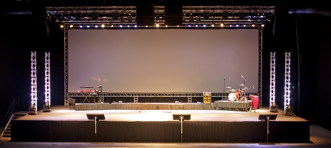 Concert Stage Hire Melbourne