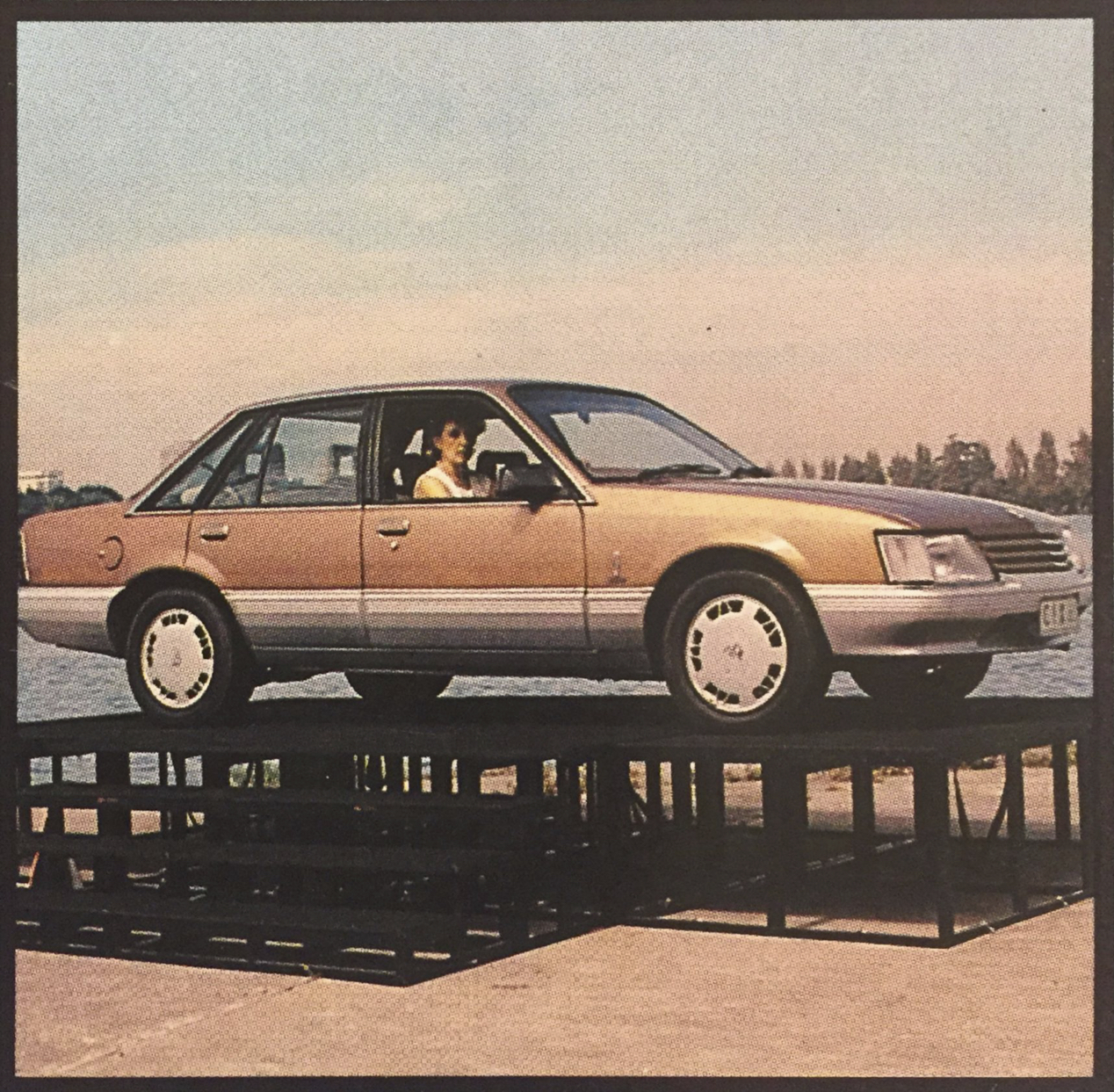 Flexi-Stage 1988 vintage stage